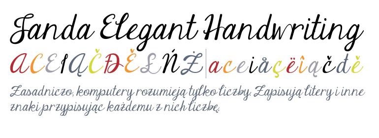 Janda Elegant Handwriting Regular Fonts Com