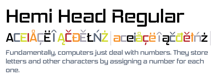Hemi Head Regular Fonts Com Up to 16 typefaces / 1 value packs supports all latin (std) latin (std). hemi head regular fonts com